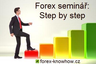 Forex seminář Step by Step