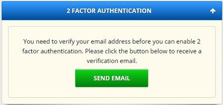 FreeBitco.in 2FA - send email